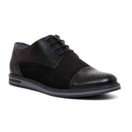 Muške cipele - Casual - 911N - Crna
