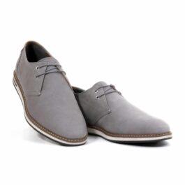 Muške cipele - Casual - 911R - Siva