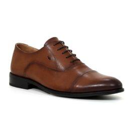 Muške cipele - Veliki brojevi - 140206-G03 - Braon
