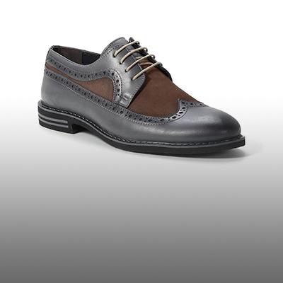Muške cipele – Casual – 2213-1 – Siva - Muška kolekcija