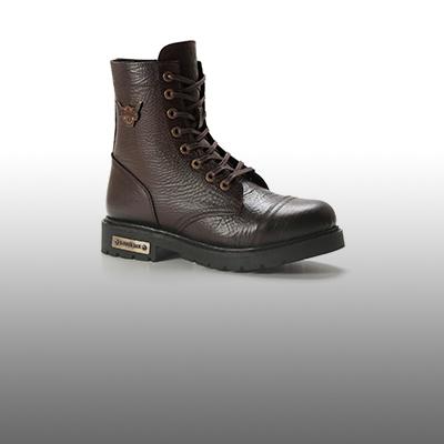 Muške cipele – Duboke – Hammer Jack 102 18505-M – Tamno braon - Muška kolekcija