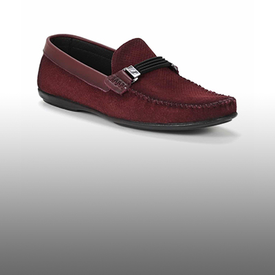 Muške cipele – Mokasine – MK02-4 – Bordo - Muška kolekcija