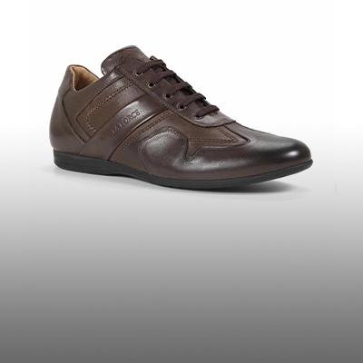 Muške cipele – Veliki brojevi – 2026G – Tamno braon - Muška kolekcija
