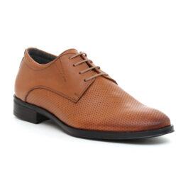 Muške cipele - Elegantne - 742-4 - Svetlo braon