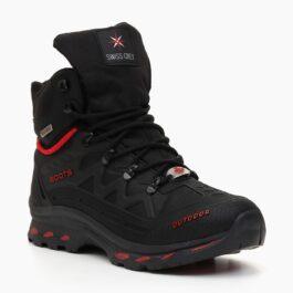 Muške cipele - Duboke - 700-1111M - Crna
