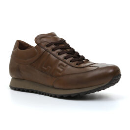Muške cipele - Veliki brojevi - 4847G - Braon