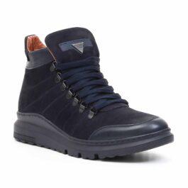 Muške duboke patike-cipele - 4473 - Teget