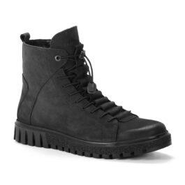 Muške duboke patike-cipele - Hammer Jack 102 17945-M - Crna