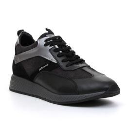 Muške patike-cipele – UCS 25342 – Crna sa sivim detaljima