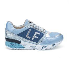 Patike - LFS2-438S - Plava sa srebrnim detaljima
