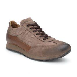 Muške cipele - Veliki brojevi - 4847NG - Braon
