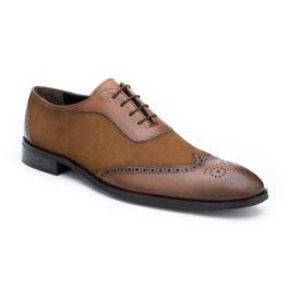 Muške cipele - Veliki brojevi - Edi-G- Braon