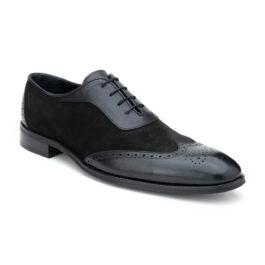 Muške cipele - Veliki brojevi - Edi-G- Crna