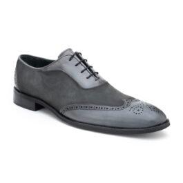 Muške cipele - Veliki brojevi - Edi-G- Siva