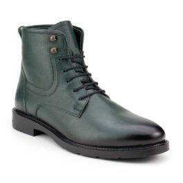 Muške cipele - Duboke - 5051 - Zelena