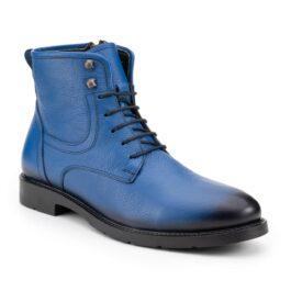 Muške cipele - Duboke - 5051P - Svetlo plava