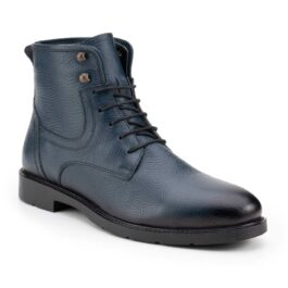 Muške cipele - Duboke - 5051P - Teget