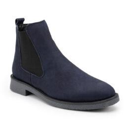 Muške cipele - Duboke - 5000N - Teget