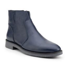 Muške cipele - Duboke - 5001 - Teget