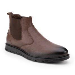 Muške cipele - Duboke - 5049 - Braon