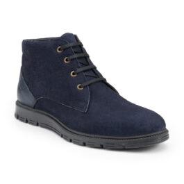 Muške cipele - Duboke - 5050N - Teget