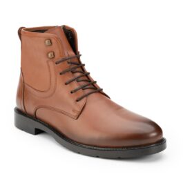 Muške cipele - Duboke - 5051 - Svetlo braon