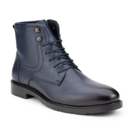 Muške cipele - Duboke - 5051 - Teget