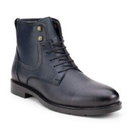 Muške cipele - Duboke - 5051P - Tamno teget